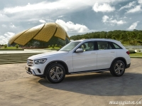 Mercedes GLC 200 model 2019