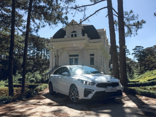 Kia Cerato model 2019