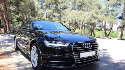 Audi A6 model 2016