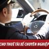 Cho thuê tài xế